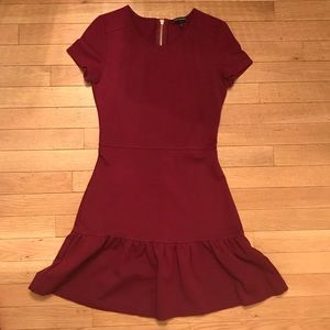 ✅Juicy Couture Maroon Dress